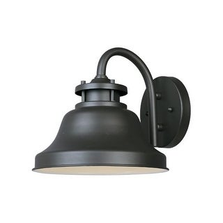 """Designers Fountain 31321-BZ 1 Light 9"""" Wall Lantern from the Bayport Collection"""