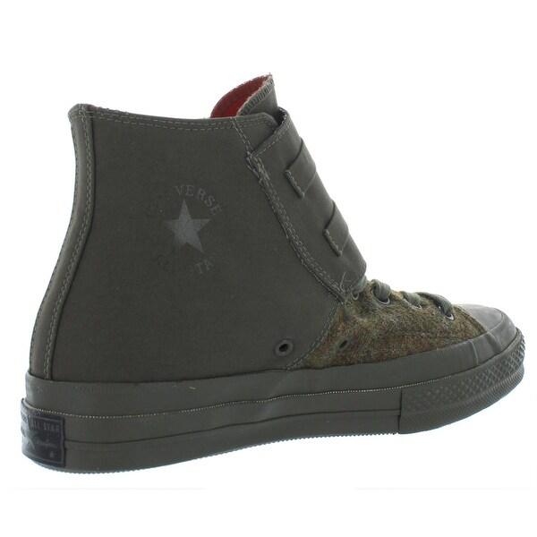 Shop Converse Mens CTAS 70 Camera Fashion Sneakers Tweed