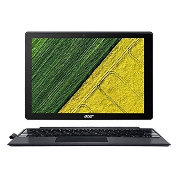 Acer NT LDSAA 004 12 in  Touchscreen LCD 2 in 1 Notebook