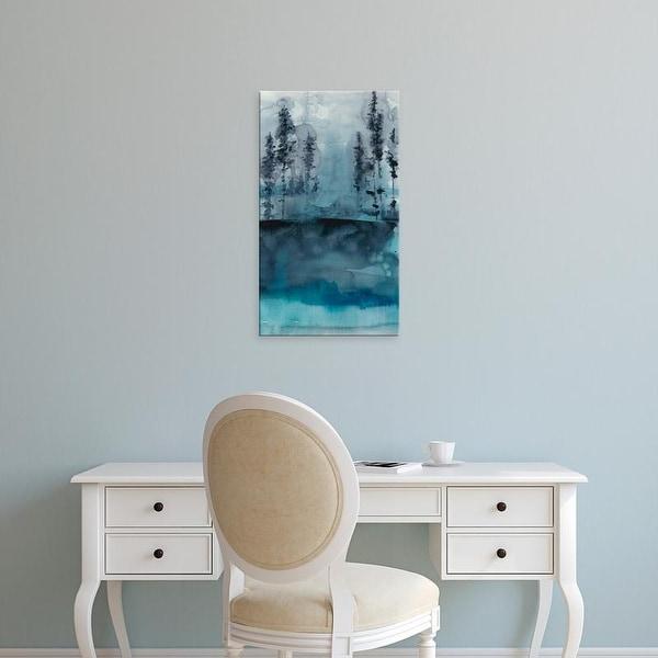 Easy Art Prints Chariklia Zarris's 'Winter Woods I' Premium Canvas Art
