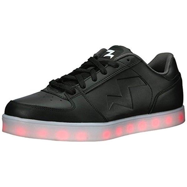 88f1279eaeea46 Shop Skechers Sport Men's Energy Lights Oxford,Black,7.5 M Us - Free  Shipping Today - Overstock - 25973531
