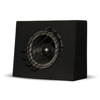 """Acoustic Audio XBASS10F Sealed 10"""" Bass Single Speaker Passive for Car Truck"""