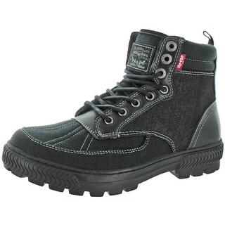 Levi's Jeans Men's Dayton Denim Casual Boots Shoes