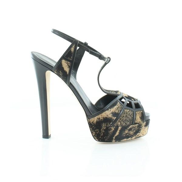 Sergio Rossi Crystal Puzzle Women's Sandals Hazel