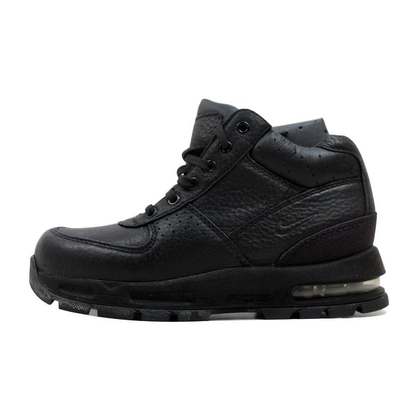 e52f2cd913 Nike Air Max Goadome PS Black/Black-Metallic Silver 311568-001 Pre-