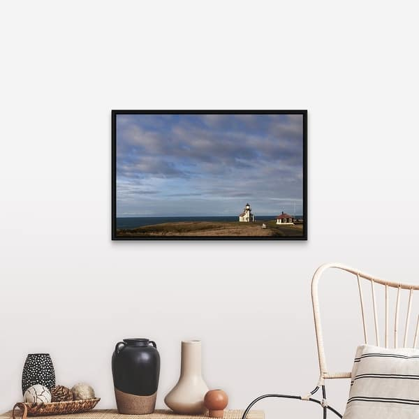 Point Cabrillo Lighthouse Black Float Frame Canvas Art Overstock 25499481 Our wide selection is eligible for free shipping and free returns. overstock com
