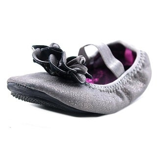 Baby Deer Mary Round Toe Synthetic Ballet Flats
