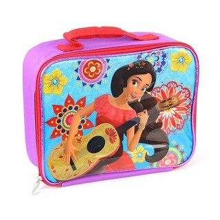 Disney Girls Elena Soft Lunch Box