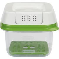 Rubbermaid Home 2.5Cup Produce Container 1920480 Unit: EACH