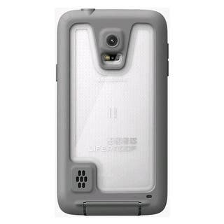 LifeProof Fre Waterproof Case for Samsung Galaxy S5 - White/Gray|https://ak1.ostkcdn.com/images/products/is/images/direct/ab9272f803d2ea0f4ed7276dbab58a8e53c3dd4d/LifeProof-Fre-Waterproof-Case-for-Samsung-Galaxy-S5---White-Gray.jpg?impolicy=medium