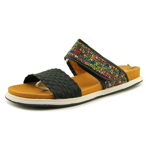 Bernie Mev. Apollo Black/Dazzle Sandals