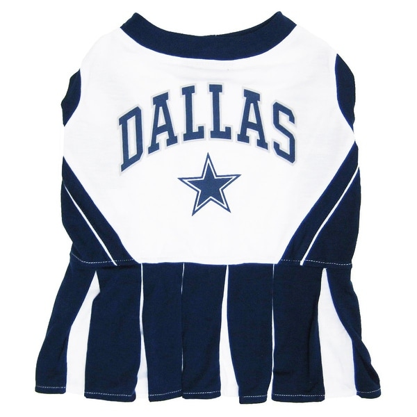 Shop NFL Dallas Cowboys Cheerleader Dress For Dogs And Cats - On ... b0fce9c8a