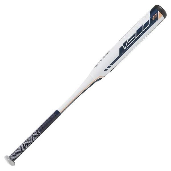 "Rawlings 2019 Velo Fastpitch Softball Bat (28""/ 17 oz.). Opens flyout."