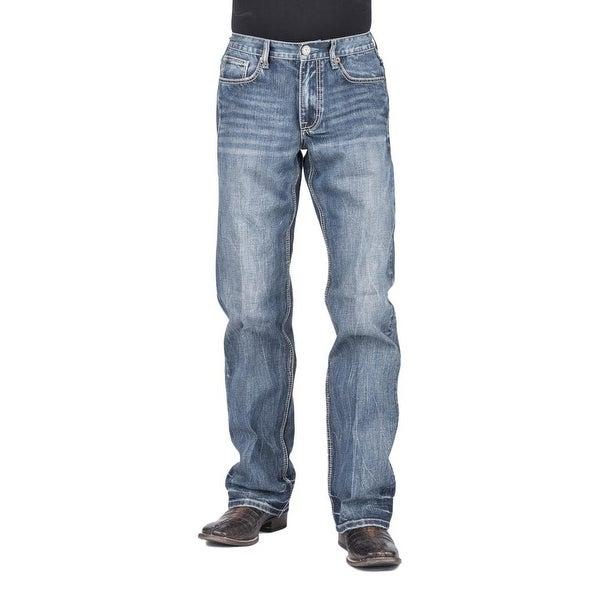 Tin Haul Western Jeans Mens Regular Joe Fit Blue. Opens flyout.