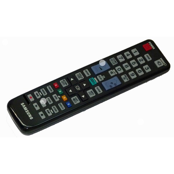 OEM Samsung Remote Control Originally Shipped With: UE22D5000NWXZG, UE27D5000NWXXU, UE37D5000PW
