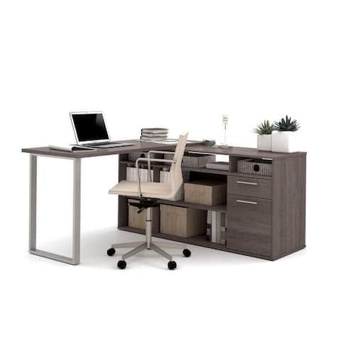 Bestar Solay L-Shaped Desk