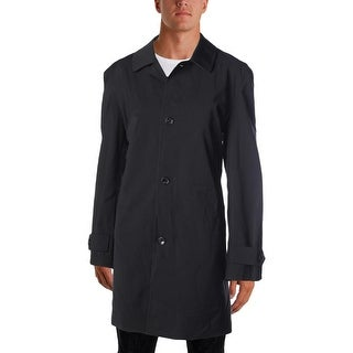 MICHAEL Michael Kors Mens Dalton All Weather Lined Rainwear Coat