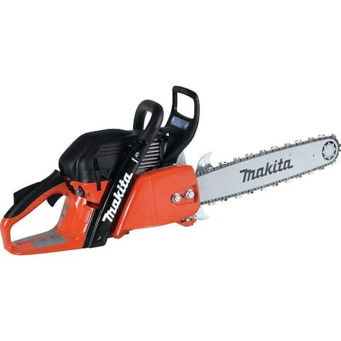 "Makita EA6100PRGG Professional Chain Saw, 61 cc, 20"""