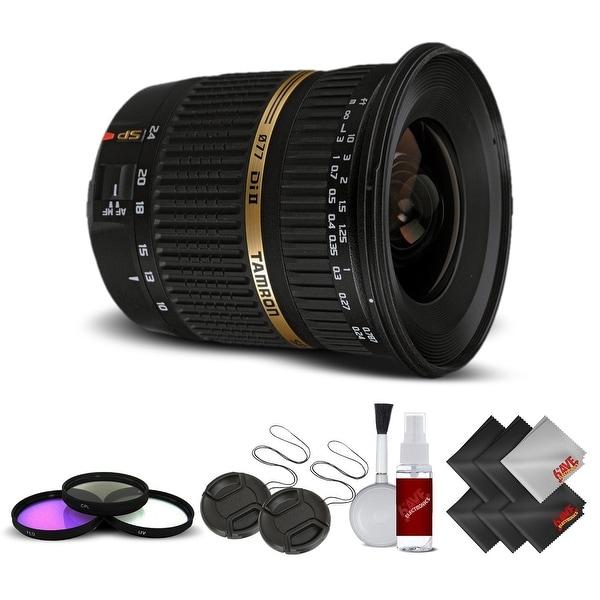 Tamron SP AF 10-24mm f / 3.5-4.5 DI II Lens For Sony International Version (No Warranty) Base Kit - Black