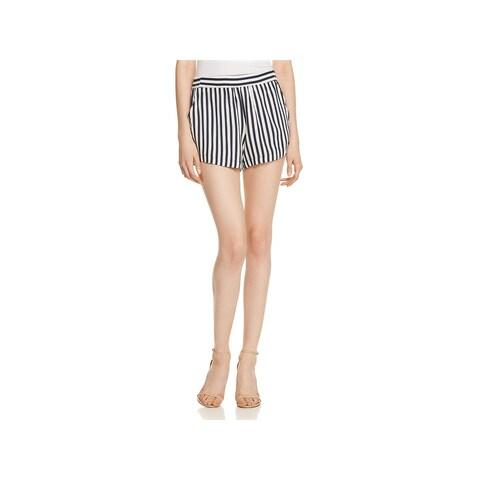 Splendid Womens Board, Surf Shorts Stripe Rayon