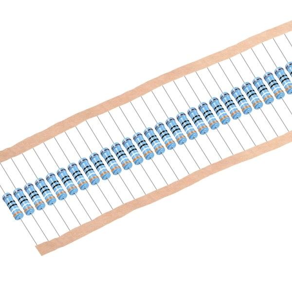 390 Ohm 5/% Carbon Film Resistors 1//2W 10pk