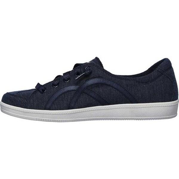 A Walk Slip-On Sneaker Navy