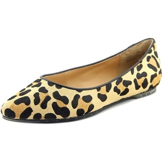 Me Too Ashley Pointed Toe Suede Flats