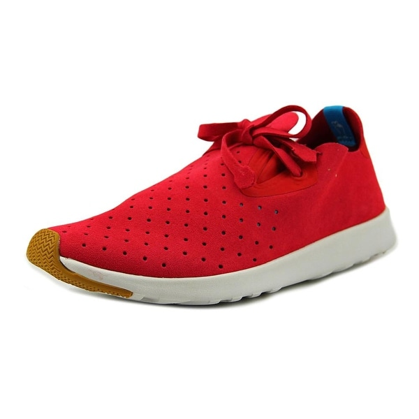 Native Apollo Moc Women Torch Red/Shell White Sneakers Shoes