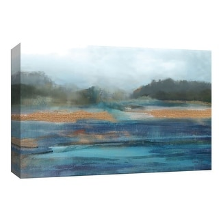 """PTM Images 9-148261  PTM Canvas Collection 8"""" x 10"""" - """"Cold Spring"""" Giclee Forests Art Print on Canvas"""