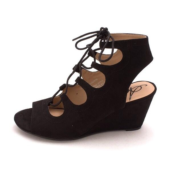 American Rag Womens Asuriya Fabric Open Toe Casual Strappy Sandals - 7