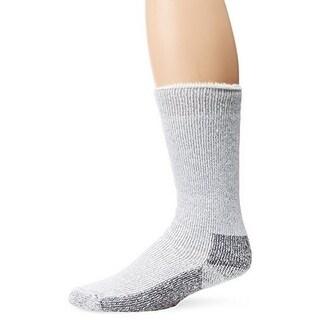 WigWam Wolf Hiking Socks, Large, Salt and Pepper