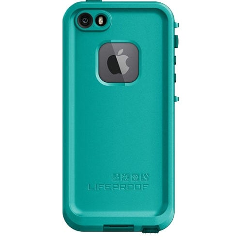 Shop Lifeproof Fre Waterproof Case for Apple iPhone 5 5S SE (Dark ... 45f946d30