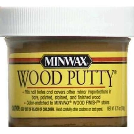 Shop Minwax 13612 Wood Putty 3 75 Oz Colonial Maple