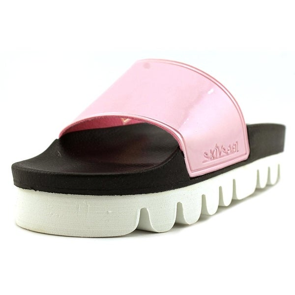 Sixtyseven 78801 Women Rose/Black Sandals