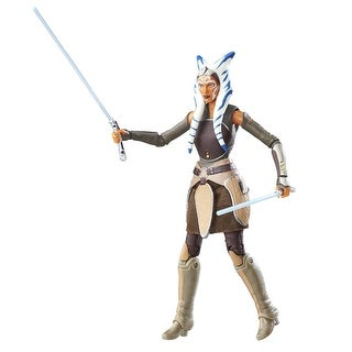 "Star Wars: Rebels 6"" Black Series Action Figure: Ahsoka Tano - multi"
