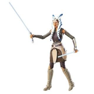 "Star Wars: Rebels 6"" Black Series Action Figure: Ahsoka Tano - multi"