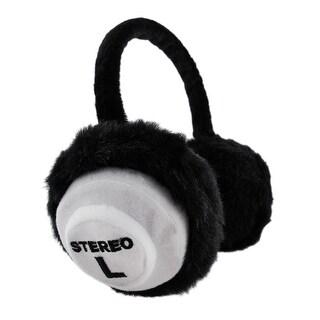 Furry Plush Headphone Adjustable Earmuffs