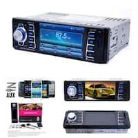 Shop 4 Bluetooth Rear View Camera Car Audio Stereo Auto Video Radio