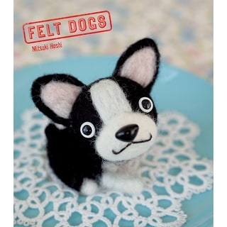 Chronicle Books-Felt Dogs