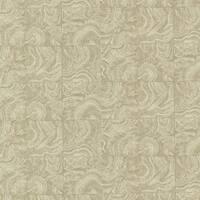 Brewster HZN43103 Malachite Beige Stone Tile Wallpaper - beige stone