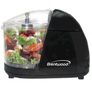 Brentwood Appliances MC-106 Mini Food Chopper - Black