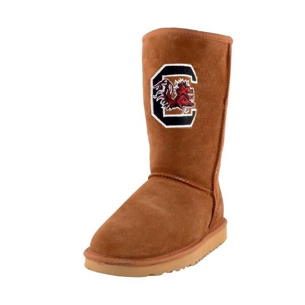 Gameday Boots Womens U of South Carolina Roadie Hickory USC-RL1047-1