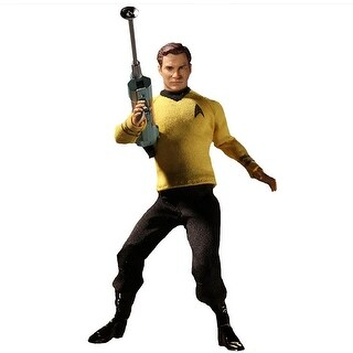 Star Trek One:12 Collective Captain Kirk Action Figure - multi