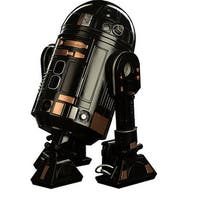 Star Wars R2-Q5 Imperial Astromech Droid 1:6 Collectible Figure - multi