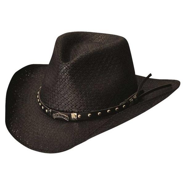 Shop Jack Daniels Men s Soft Toyo Straw Cowboy Hat f2aa535addad