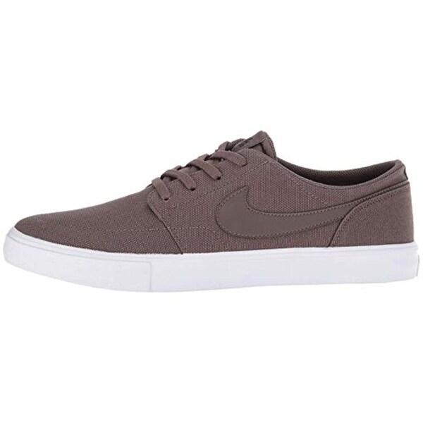 ad7cb5b1d322 Shop Nike Sb Solarsoft Portmore Ii Men s Skateboarding Shoe - Free ...