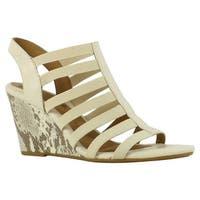 Sofft Womens Beige Sandals Size 8.5
