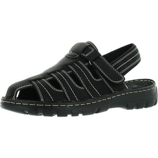 Baller Mens Staton-03 Casual Closed Toe Sandals