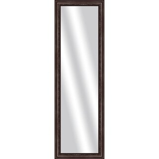 PTM Images 5-13666 51 7/8 Inch x 15 7/8 Inch Rectangular Unbeveled Framed Wall Mirror - N/A