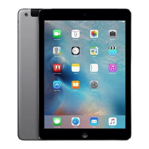 """Apple Ipad Air with Wi-Fi 9.7"""" Retina Display - 128GB - Space Grey"""